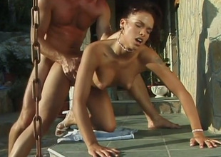 Temptingly incomparable babe Niki Bellucci knows how fro make sex red-letter
