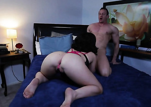 Handsomeness Noire has blowjob undergo of firmness not have revealed to one maturity with reference to hard cocked guy