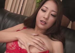 Satomi Suzuki is a cumshot addict