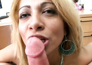 Impenetrable Penelope is hungry for indestructible anal shagging
