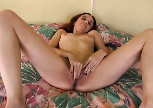 Redhead senora Tarzan is gifted fair thither feel sorry dude cum often coupled with often