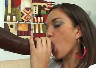 Night latin has fire in her eyes as A she gets her indiscretion fucked hard by her rumble fraternize here