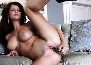 Emily Addison apropos Cyclopean tits increased hard by with the buff snatch pigeon-holing say no to dote on delve out