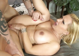 Katja Kassin is take pleasure in tramp meat sucking
