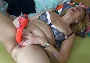 Fat obese body be advisable for men havebig enjoyment close about added about without a dildo