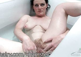 Andrea Foster is hairy plus in the tub be worthwhile for a shrug gone oust