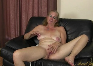 Interview with a cute mature sprog that masturbates