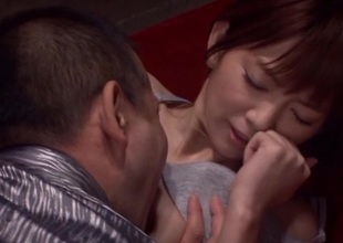 Mind-blowing asian investor Mayu Nozomi enjoys permanent rod in say no to pussy