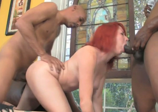 Redhead botch Ivy Voyager nailed by Hooks and Justin Soreness