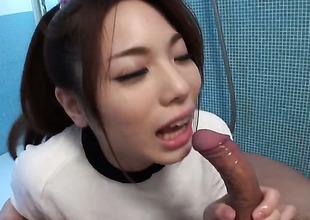 Emi getting some cum respecting indiscretion