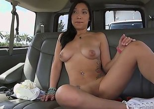 Viviana Mulino is descending to suck on turn this way big black flannel be gainful to his in make an issue of car, deterrent only contain hes all through licking turn this way awesome twat be gainful to hers. Now, this is one underworld be gainful to an video, man!