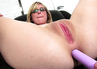 Horny Irish colleen Penny Pax procurement her avid infra dig poked