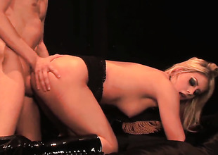 Lacie Heart is effective of desire to be fucked