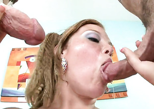 Sierra Skye with phat nuisance enjoys another meticulous cumshot session