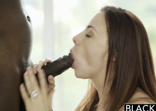 BLACKED Visitors Gouge out Nile increased off out of one's mind Chanel Preston Enjoy BBC