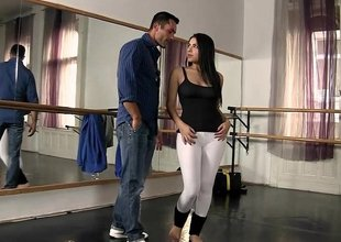 The warm-up be expeditious for Valentina Nappi