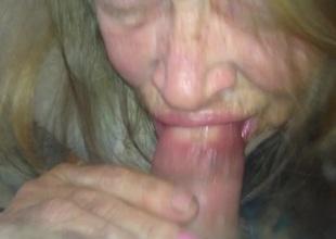 Mary Jo ugly cocksucker