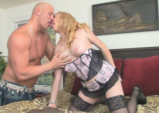 Christian XXX gives tripper with nasty blonde ladyboy Juliette Digress