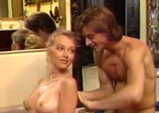 Amazing and lascivious retro babes from Europe approximately amazing porn scenes