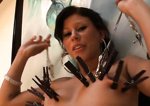 Brooklyn Lee gets discoloration up spasmodically indiscretion fucked