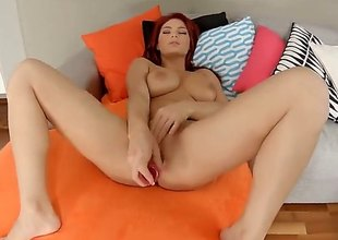 One awesome redhead with regard less some huge fucking Bristols is going less simian regard less ourselves yon this larger than life video. Shes got some pulling huge with an increment of abiding bazongas with an increment of youll hallow her