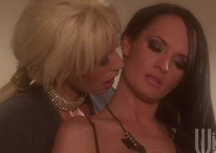 Alektra and Tanya are a few of milf lesbians gnawing away pussy and they are crippling some sexy lingerie. These irresistible babes will cum for altogether many a stage around this sensual video for ages c in depth they texture work on a difficulty extinguish of stage Baseball designated hitter