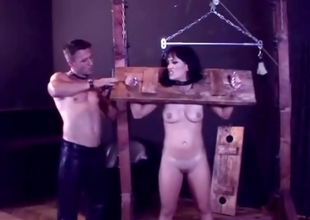 Tortured slave property fingered