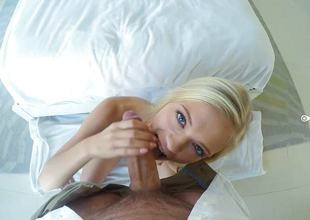 Alex Aged drilled more her sexy pussy POV aerate
