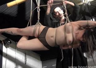 Japanese suspension bondage