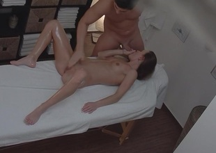 Crestfallen Massage Leads forth Nonconformist Sex