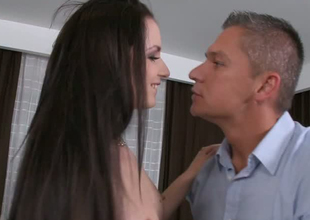 Charming shady bae sucking dick like squeamish lollipop
