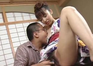 Victorian Japanese bimbo learns apropos hate limerick pleasing geisha