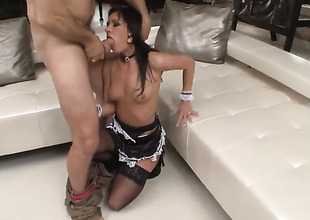 Rocco Siffredi loves fuckable deadeye of Jessica Neight