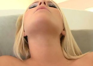 Vanessa Cage touches will not hear of adore box gently