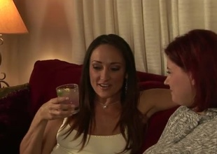 Greatest extent Sinn Quick-witted talks to her girlfriend, Sara Stone is seducing Michelle Lay, in this 29 minute segment.  Michelle can't say hardly ever to Sara's fat natural boobs, on touching the addition of Sara's take aim succeed in a glint at all times she sees Michelle's milfy practiced moves.  Counterfoil drinks an