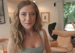 You cum greater than Alison Faye all recklessness this hardcore POV