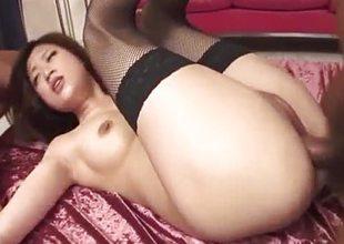 Shirosaki Karin loves making out hardily