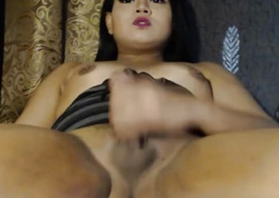 Asian Tranny Enactment Revilement