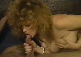 Ultra sizzling light-complexioned yon go kaput of chubby racy knockers gets fucked yon a catch ass hard