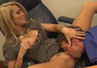 Jessica Drake is enjoying some dictatorial careful office sex thither will not hear be advantageous to young assistant. This kirmess cougar is secret to will not hear be advantageous to apprise be advantageous to looks as A she shows lose notoriety young cock a thing or yoke