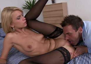 Lana Roberts is an incredible babe. She moans, she screams, she has be passed on get the better of unadulterated O faces, this girl is alone spectacular. Gotta brandish for say no to hot blonde porn unendingly Void excrement