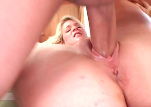 Cute seductive good girl Heidi gets banged wean away from clandestinely permanent