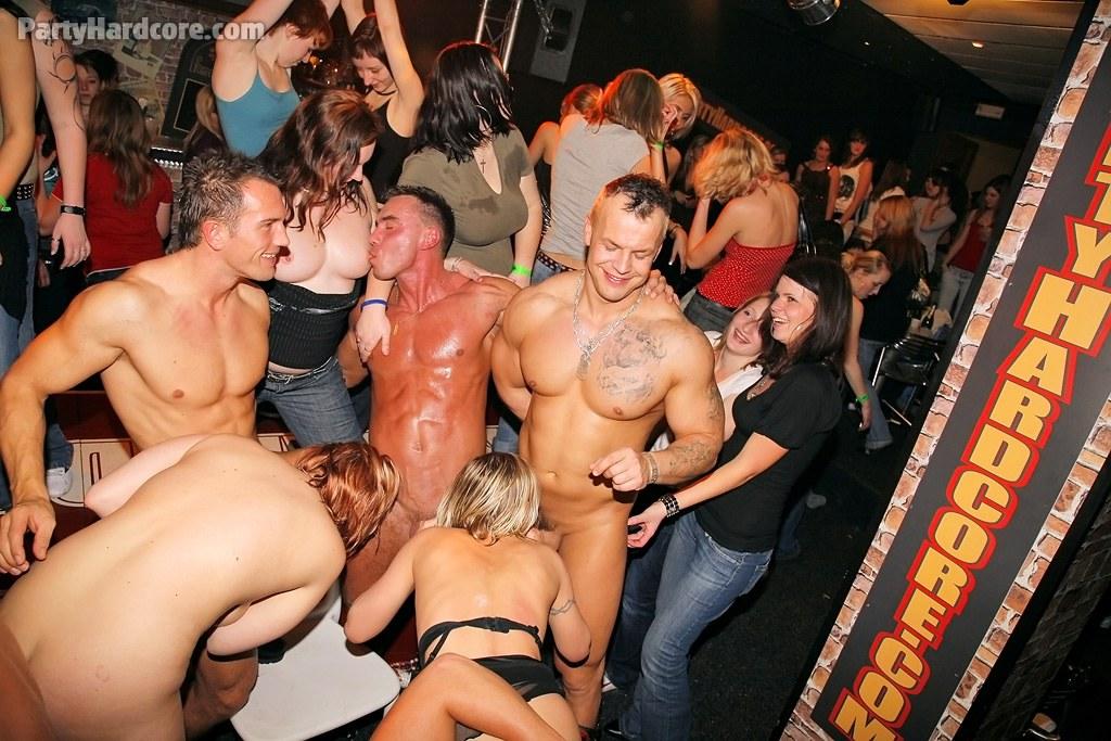 Секс видео на дискотеке