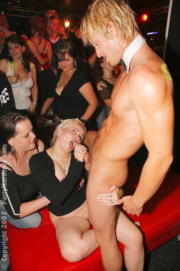 Male Stripper Porn Party