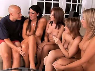 Home bachelorette party sex